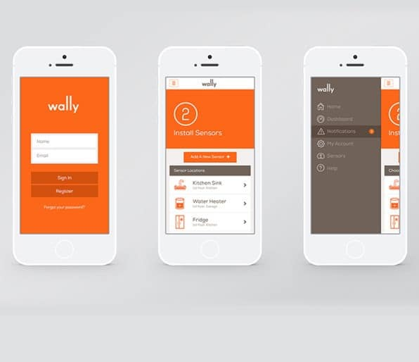 android app design ui kbc all media. Black Bedroom Furniture Sets. Home Design Ideas