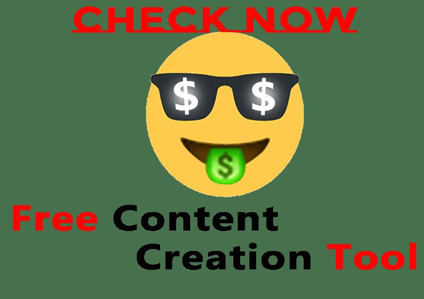 Content creaetion tool